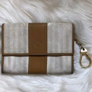 Vintage Fendi compact wallet